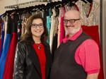 Plus-size dress designer sews past $1 million in revenue