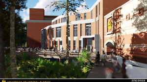 New renderings, contracts on $18M UCF Student Union expansion