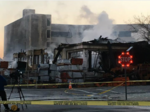 Telecom equipment damage from downtown Raleigh fire causes 'issues'