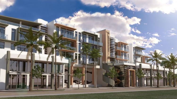 Condo Project With Venus Williams Interior Designs Launches S In Downtown Delray Beach