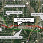 BeltLine seeks study for redevelopment of University Avenue corridor
