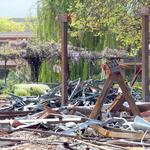 Photos: Demolition gets going at former Red Lion Hotel Woodlake