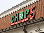 Another twist on Chipotle-style fast-casual – Chop5 Salad Kitchen debuts in Columbus