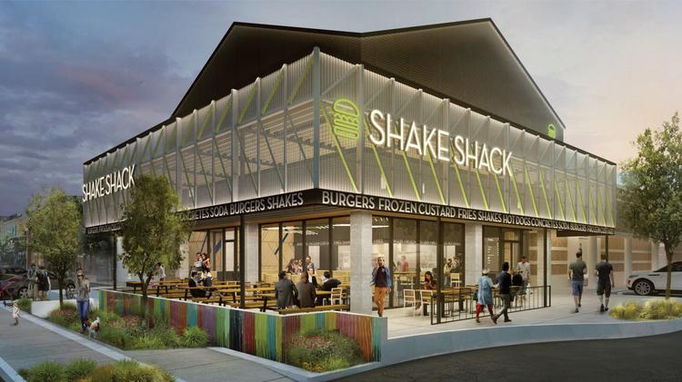 Rice Village S La Madeleine Sets Closing Date Shake Shack