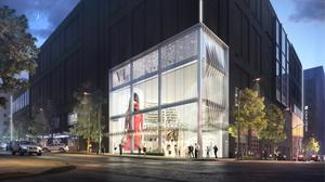 Major renovation of Pacific Place will add 'grand entrance' from South Lake Union