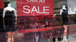 Bebe posts layoffs for 5 S. Fla. stores