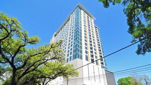 Hines unveiled The Southmore, a 24-story, 233-unit luxury apartment tower in Houston's Museum District.