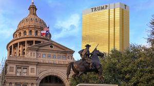 Another high-rise hotel pegged for Austin; Trump name no longer in cards