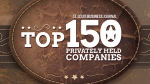 St. Louis' Largest Privately Held Companies 2017
