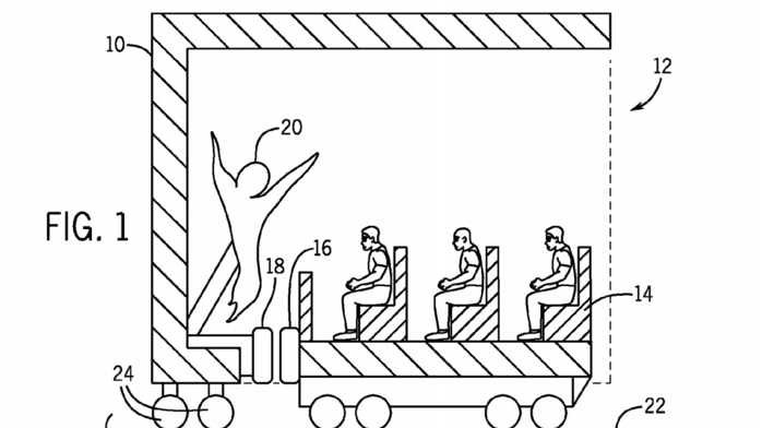 Universal patents hint at possible Harry Potter 'Floo Network' ride, movable puzzle theaters