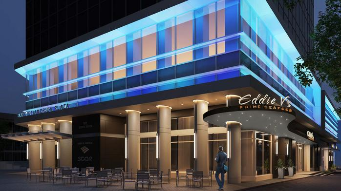 Two uptown restaurants named as part of BofA Plaza's $20M renovation