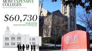 The most expensive colleges in Massachusetts