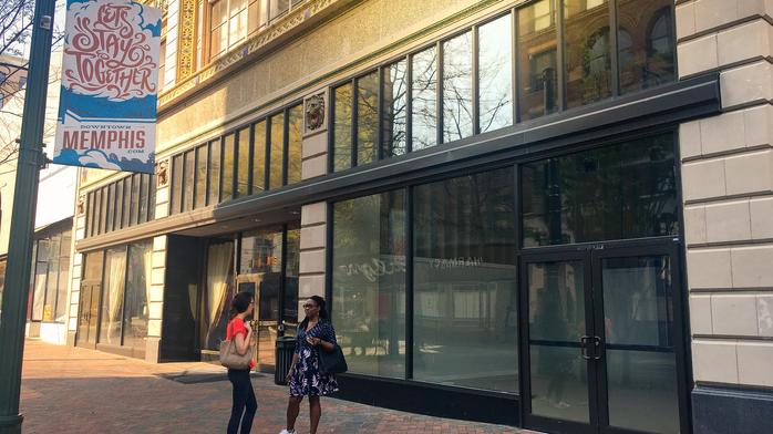 Rent a storefront space — for free — on Main Street