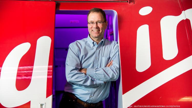 Alaska Air Ceo Brad Tilden vejer for at udskifte Virgin Americas Airbus Fleet With-2192