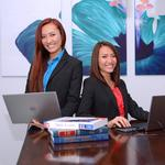 Twins, business partners share how they broke into tax consulting