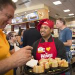 Wawa opens its largest store ever, but not in Greater Philadelphia