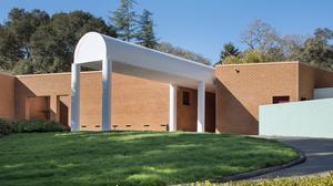 Photos: Design guru David Kelley put his post-modernist Woodside estate on the market for $14.5 million
