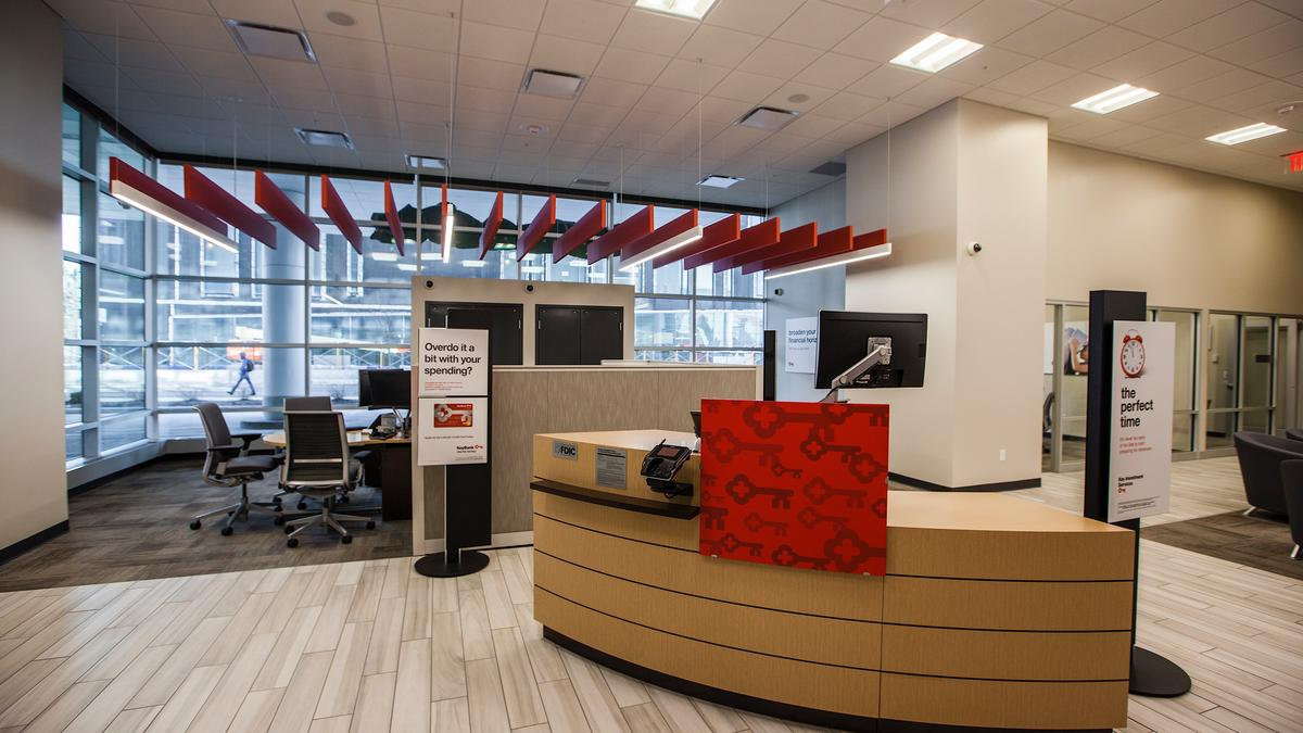 jobs spared under keybank u0026 39 s office consolidation plan - buffalo