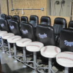 Royals memorabilia from <strong>Kauffman</strong> Stadium is up for grabs