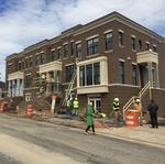 Biz: Downtown Raleigh views give brownstones appeal
