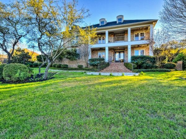 Builder's Home on .81-Acre Lot