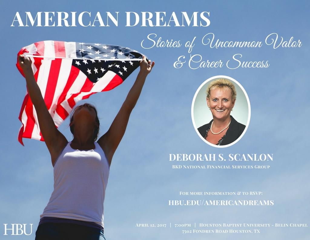 American Dreams: Stories of Uncommon Valor & Career Success
