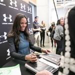 Misty Copeland talks new book, Under Armour during Baltimore visit (Video)