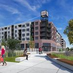 Construction begins on new apartments at The District in Wauwatosa