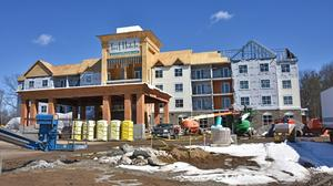 See inside this 113-room hotel under construction in Saratoga