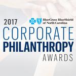 2017 Corporate Philanthropy Awards: Large company category