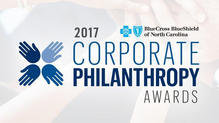 2017 Corporate Philanthropy Awards: Giant company category
