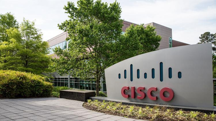 Cisco's (Nasdaq: CSCO) large Research Triangle Park campus