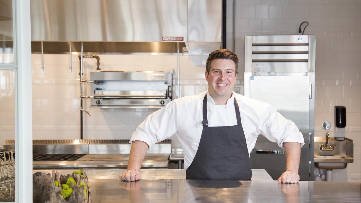 St louis character chef michael gallina comes home with - Chef de cuisine st louis ...