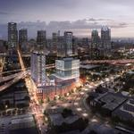 Westdale, KDC begin 'Epic' mixed-use towers in Dallas' Deep Ellum