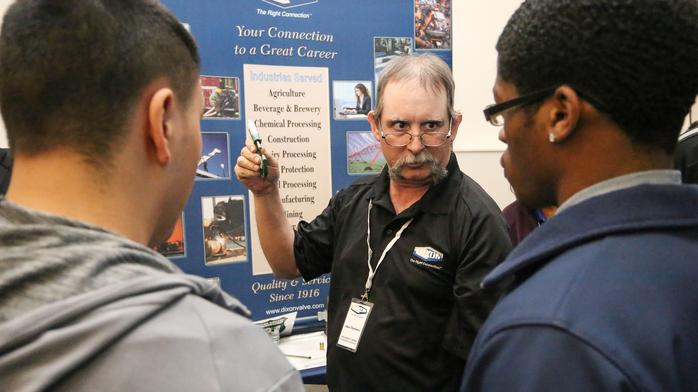 How Gaston's Ignite Your Future program boosts manufacturing