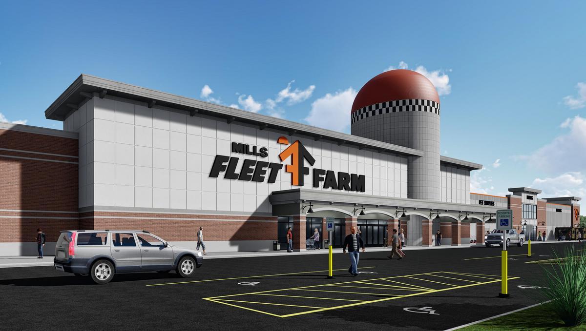 Growing Wisconsin Retailer Mills Fleet Farm Acquires Delavan Land For New Store Milwaukee Business Journal