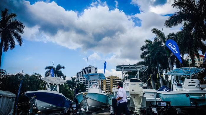Palm Beach boat show inks decade-long agreement