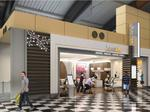 A new store at RDU's Terminal 2 opens as construction starts outside