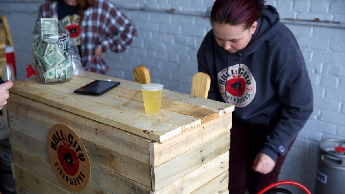 Bull City Ciderworks Food Truck