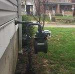 German Villagers say new outdoor gas meters are a blemish on quaint neighborhood