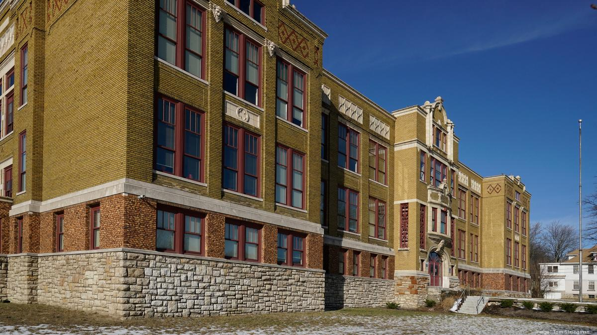 Faxon School Apartments Kansas City
