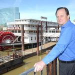 Former Disney imagineer is overseeing city's riverfront plans
