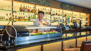 New sushi bar opens at Trump Hotel in Waikiki