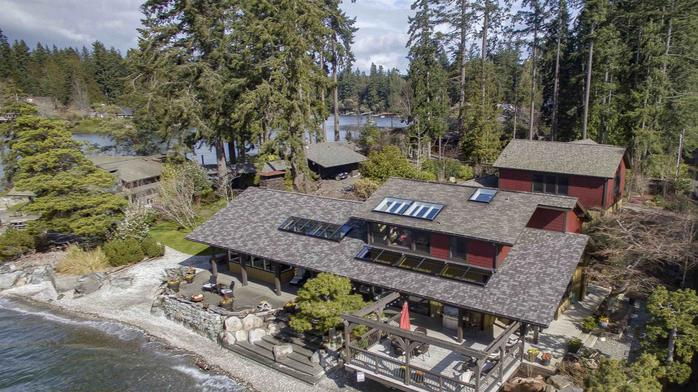 Patti Payne's Cool Pads: Bainbridge waterfront Fletcher Landing estate in Christoffersen family 55 years selling for $3 million