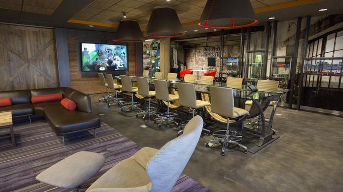 Reynolds American Inc. unveils renovated HQ in Winston-Salem (PHOTOS)