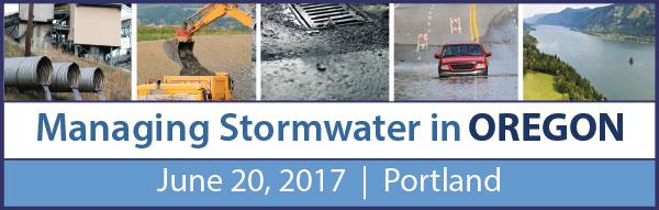 Managing Stormwater in Oregon