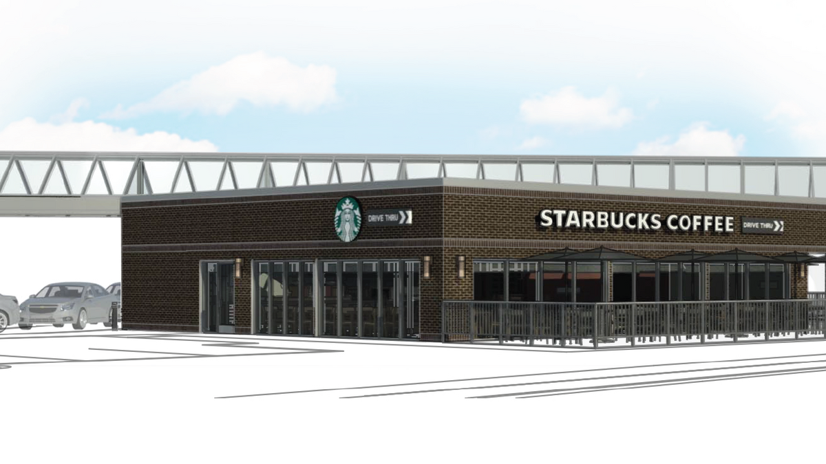 New Starbucks Coming To Washington Township Dayton Business Journal