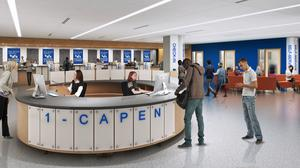 UB working to complete $5 million 1Capen project by summer