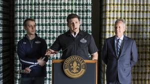 Take a look inside the new Great Flood Brewing Co. production facility (PHOTOS)