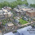 Alpharetta City Center breaks ground, reveals more tenants